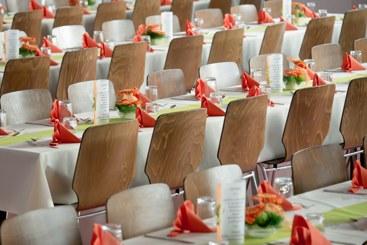 Catering Themes for Weddings